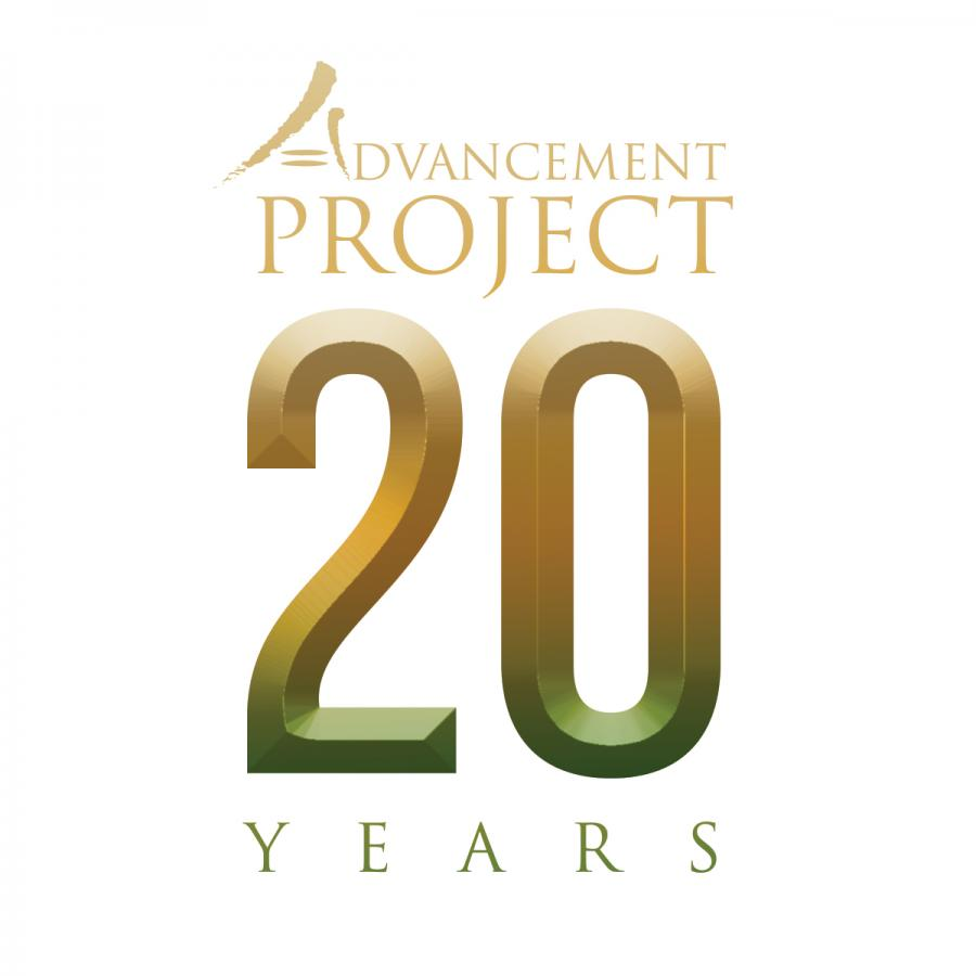 Advancement Project 20 Years
